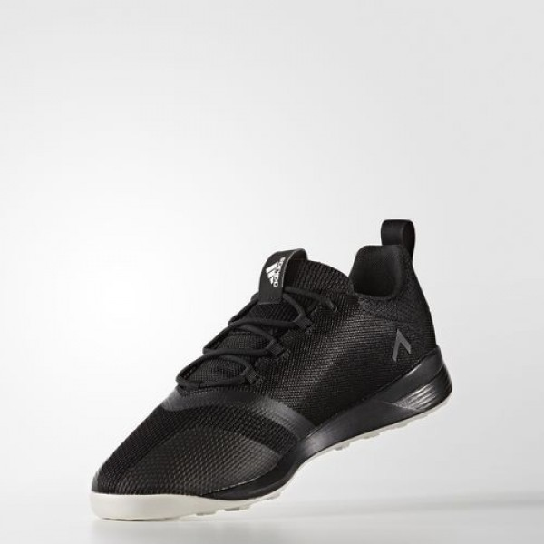 Adidas Ace Tango 17.2 Homme Core Black/Crystal White Football Chaussures NO: BA9824