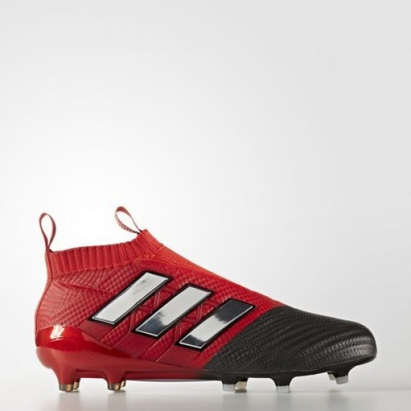 Adidas Ace 17+ Purecontrol Terrain Souple Homme Re...