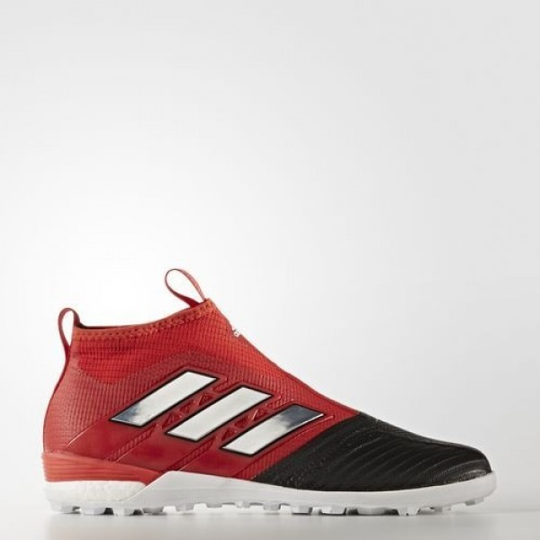 Adidas Ace Tango 17+ Purecontrol Turf Homme Red/Fo...