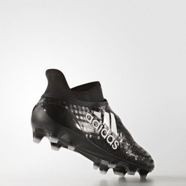 Adidas X 16+ Purechaos Terrain Souple Homme Core Black/Footwear White Football Chaussures NO: BB5615