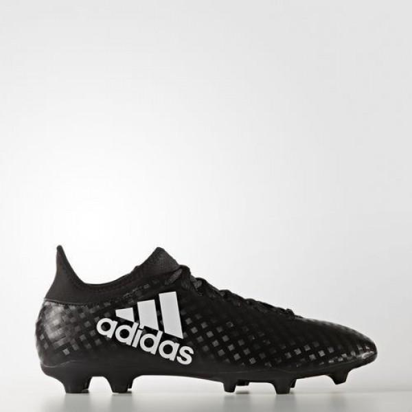 Adidas X 16.3 Terrain Souple Homme Core Black/Foot...