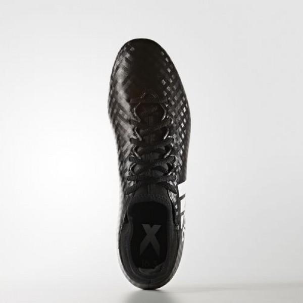 Adidas X 16.3 Terrain Souple Homme Core Black/Footwear White Football Chaussures NO: BB5643
