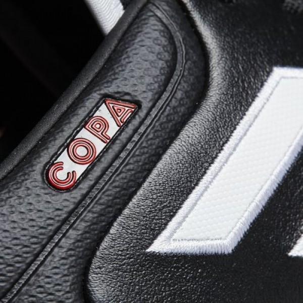 Adidas Copa 17.1 Terrain Gras Homme Core Black/Footwear White/Red Football Chaussures NO: BA9194