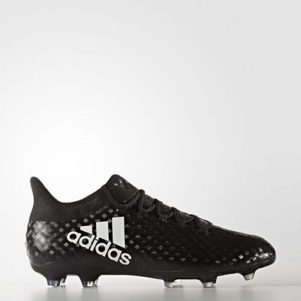 Adidas X 16.2 Terrain Souple Homme Core Black/Foot...