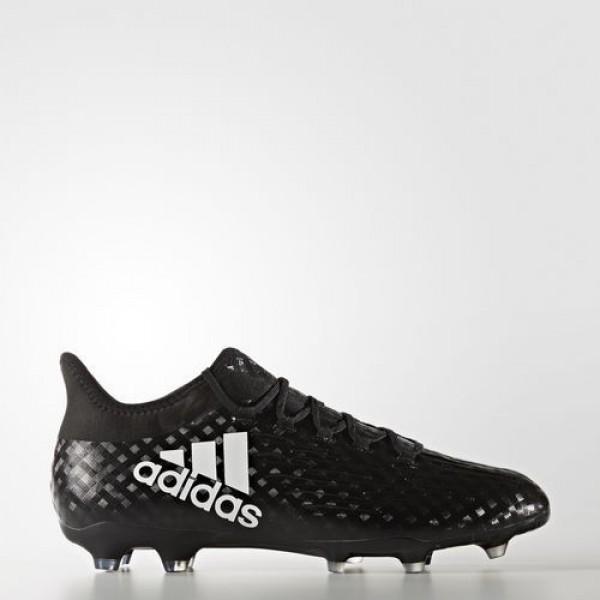 Adidas X 16.2 Terrain Souple Homme Core Black/Foot...