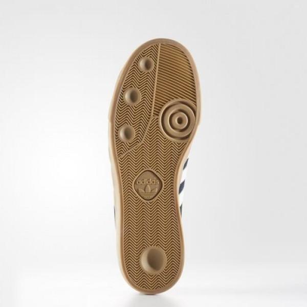 Adidas Campus Vulc Adv 2.0 Homme Collegiate Navy/Footwear White/Gum Originals Chaussures NO: BB8522