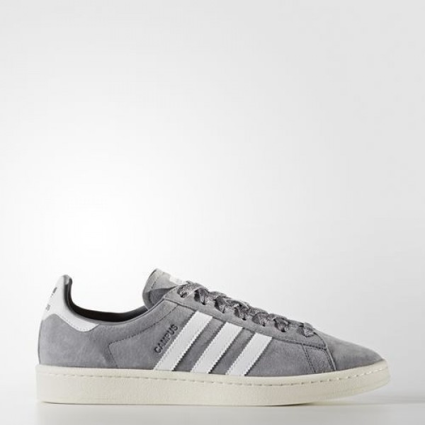 Adidas Campus Homme Grey/Footwear White/Chalk Whit...