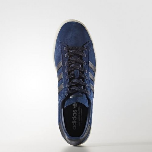 Adidas Campus Homme Mystery Blue/Night Navy/Chalk White Originals Chaussures NO: BB0087