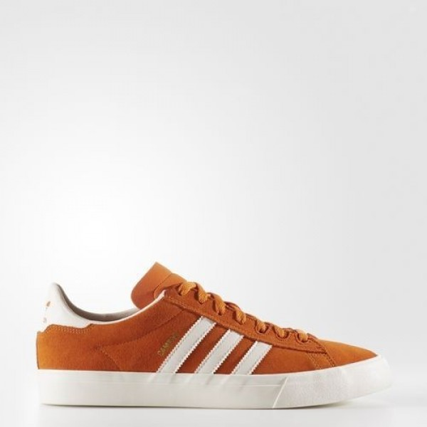 Adidas Campus Vulc Adv 2.0 Homme Tactile Orange/Ch...