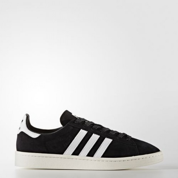 Adidas Campus Homme Core Black/Footwear White/Chal...