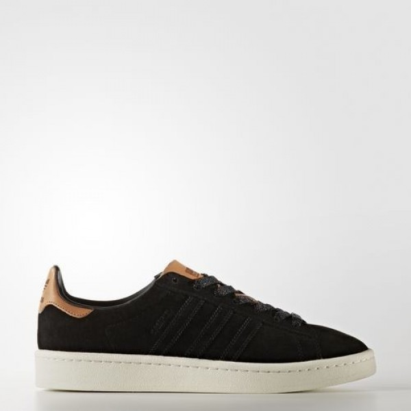 Adidas Campus Femme Core Black/Supplier Colour Ori...