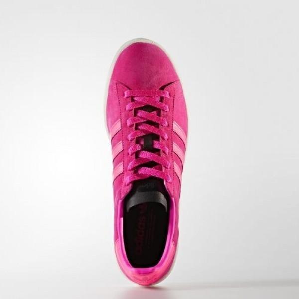 Adidas Campus Homme Shock Pink/Core Black Originals Chaussures NO: BB0081
