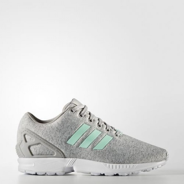 Adidas Zx Flux Femme Medium Grey Heather/Easy Mint...