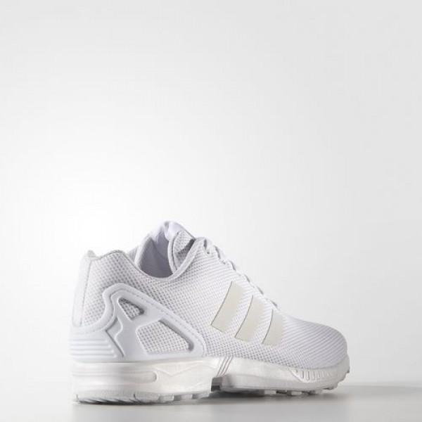 Adidas Zx Flux Femme White Originals Chaussures NO: S79093