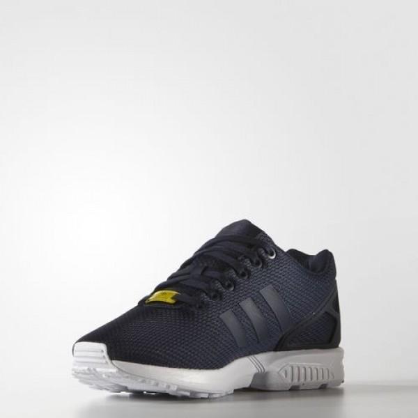 Adidas Zx Flux Homme Dark Blue/Core White Originals Chaussures NO: M19841