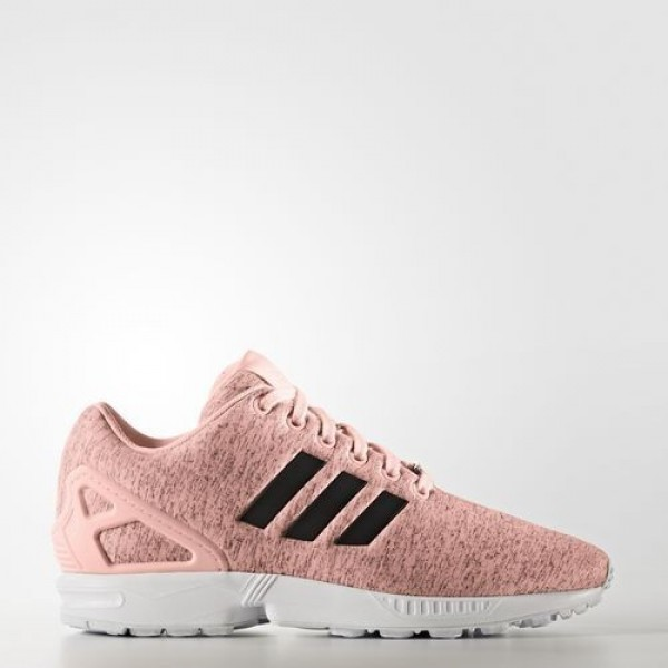 Adidas Zx Flux Femme Haze Coral/Core Black/Footwea...