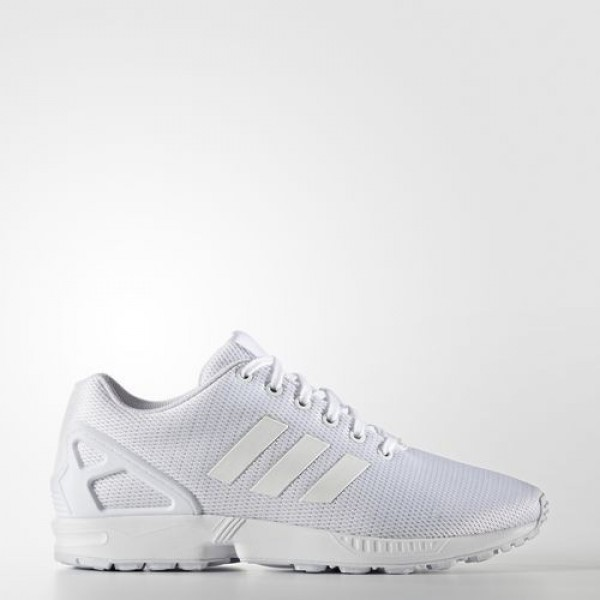Adidas Zx Flux Femme Footwear White/Clear Grey Ori...