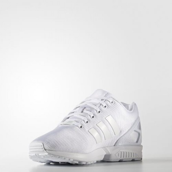 Adidas Zx Flux Femme Footwear White/Clear Grey Originals Chaussures NO: S32277