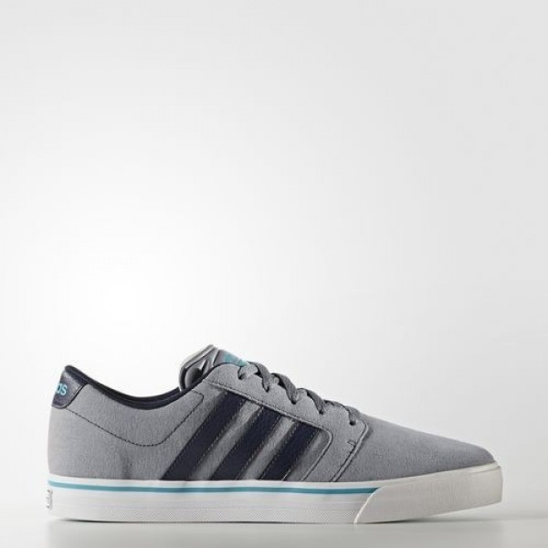 Adidas Cloudfoam Super Skate Homme Grey/Collegiate...