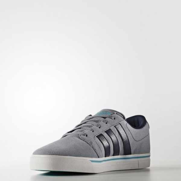 Adidas Cloudfoam Super Skate Homme Grey/Collegiate Navy/Energy Blue neo Chaussures NO: AW3897