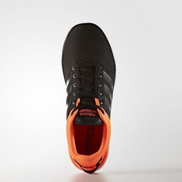 Adidas Cloudfoam Swish Homme Core Black/Solar Red neo Chaussures NO: AW4078