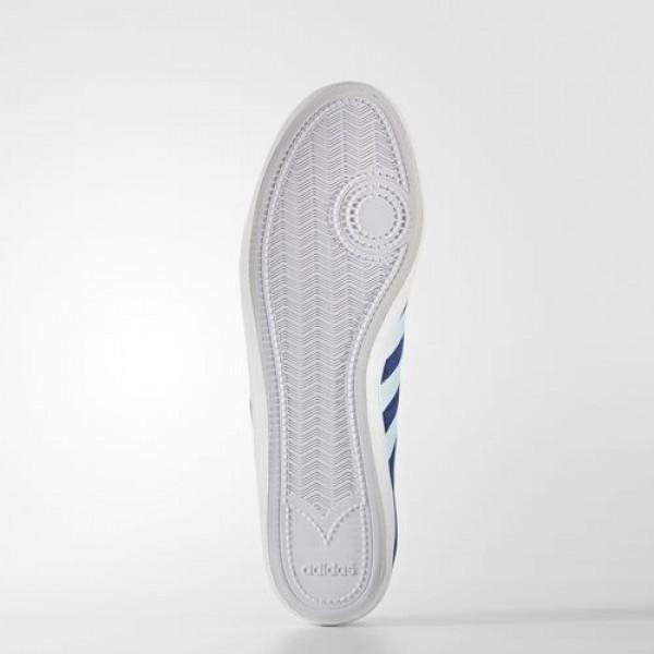 Adidas Cloudfoam Qt Vulc Femme Unity Ink/Clear Aqua/Footwear White neo Chaussures NO: B74581