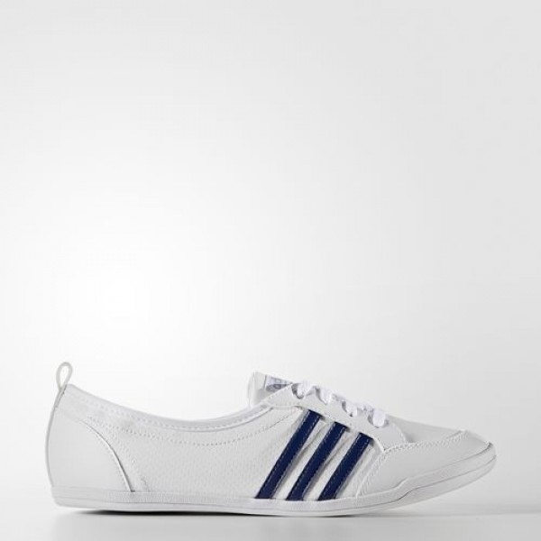 Adidas Cloudfoam Piona Femme Footwear White/Unity Ink/Matte Silver neo Chaussures NO: B74704
