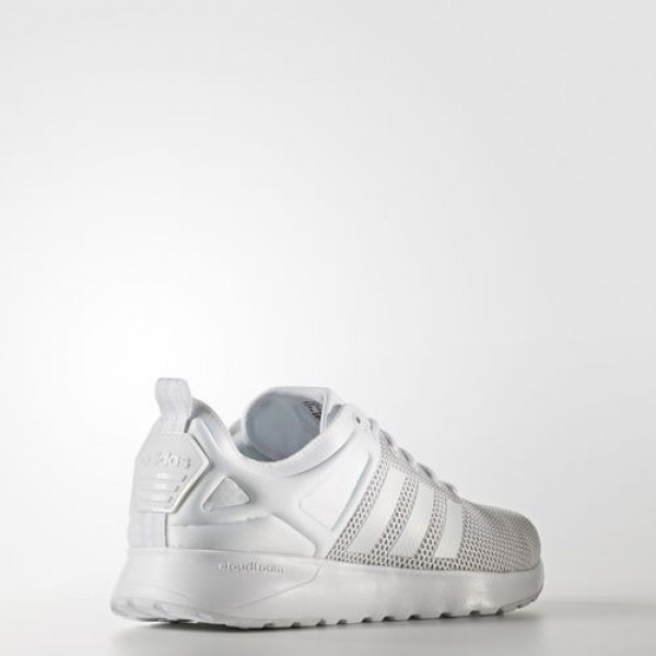 Adidas Cloudfoam Super Racer Homme Footwear White/Clear Onix neo Chaussures NO: AW4164