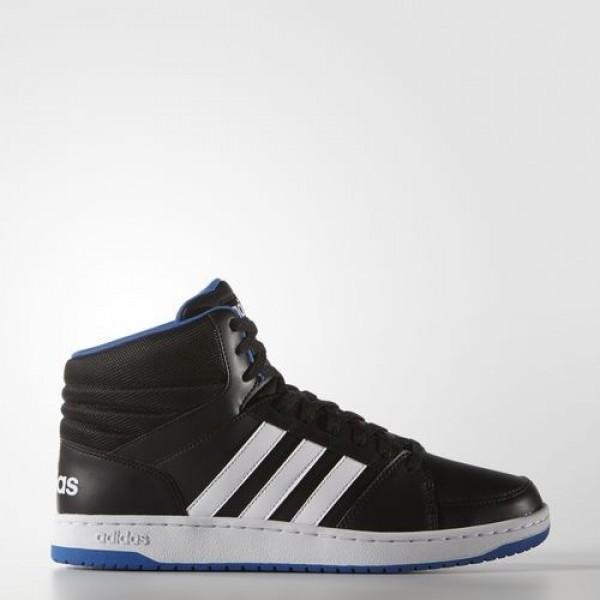 Adidas Hoops Vs Mid Homme Core Black/Footwear Whit...