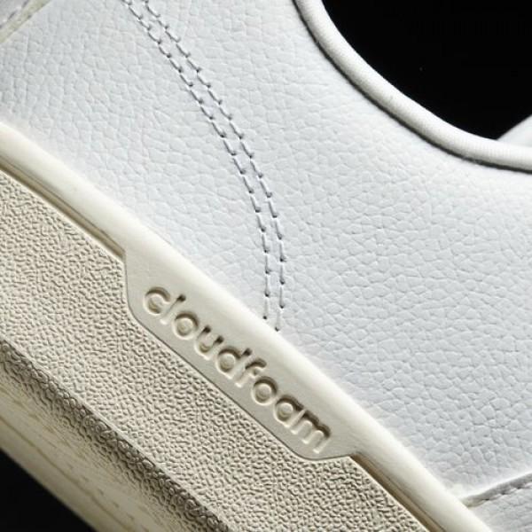 Adidas Cloudfoam Advantage Femme Footwear White/Collegiate Burgundy neo Chaussures NO: AW3924