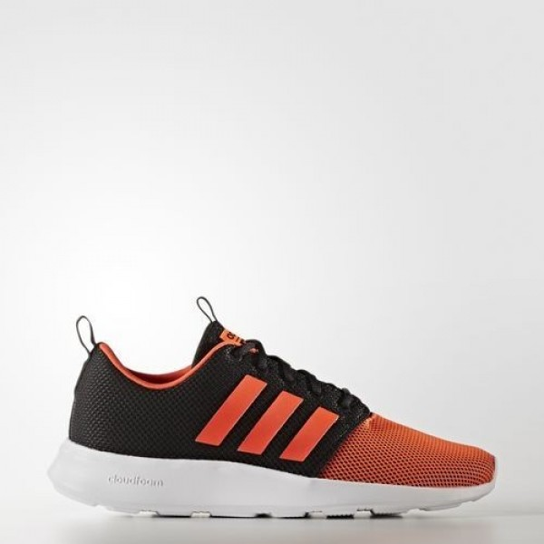 Adidas Cloudfoam Swift Racer Homme Core Black/Sola...