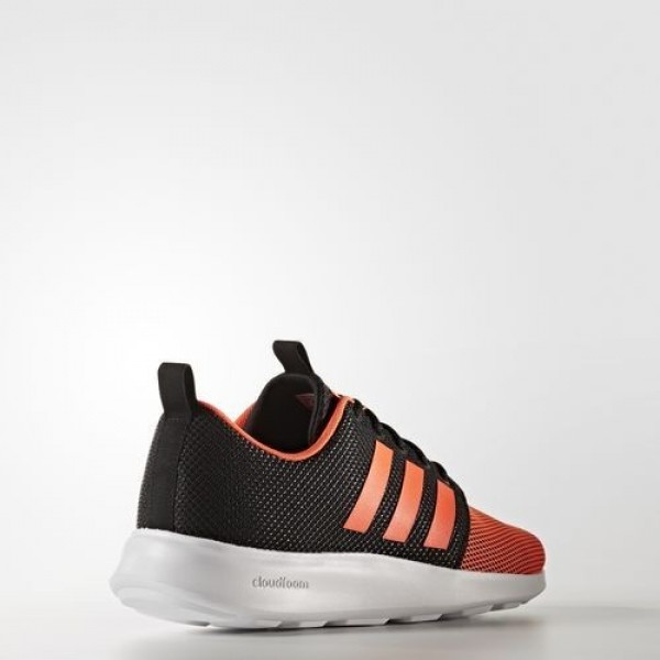 Adidas Cloudfoam Swift Racer Homme Core Black/Solar Red/Footwear White neo Chaussures NO: AW4158