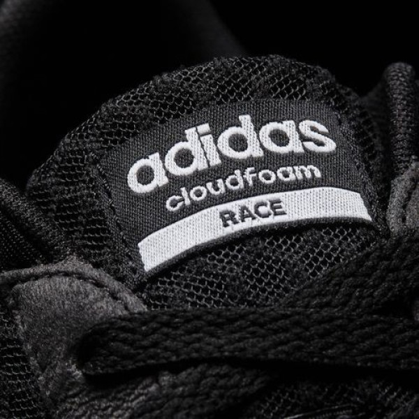Adidas Cloudfoam Race Homme Core Black/Footwear White neo Chaussures NO: AW5321