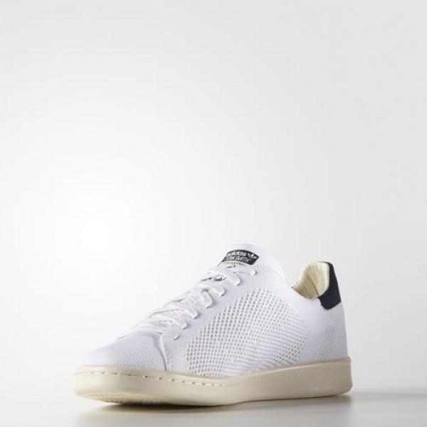 Adidas Stan Smith Og Primeknit Femme Footwear White/Chalk White Originals Chaussures NO: S75148