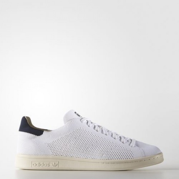 Adidas Stan Smith Og Primeknit Femme Footwear White/Chalk White Originals Chaussures NO: S75148