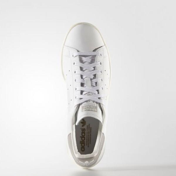 Adidas Stan Smith Femme Footwear White/Clear Granite Originals Chaussures NO: S75075