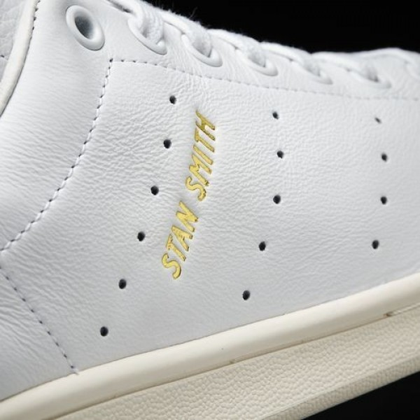Adidas Stan Smith Homme Footwear White/Core Black Originals Chaussures NO: S75076