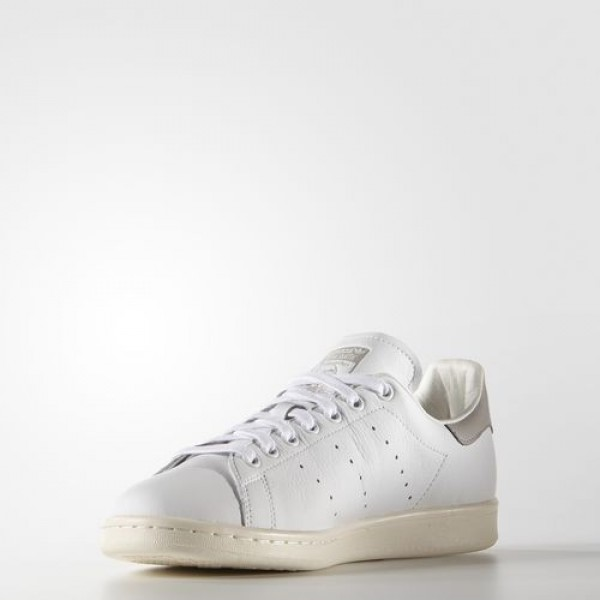 Adidas Stan Smith Femme Footwear White/Clear Granite Originals Chaussures NO: S75075