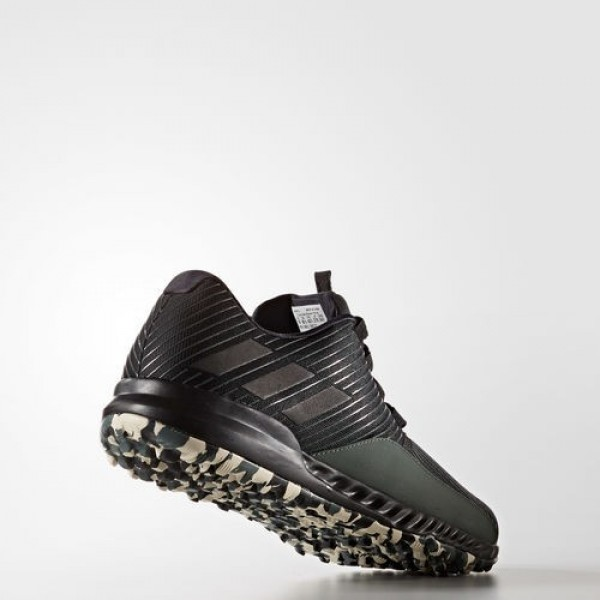 Adidas Crazytrain Bounce Turf Homme Core Black/Utility Ivy Training Chaussures NO: BA9801