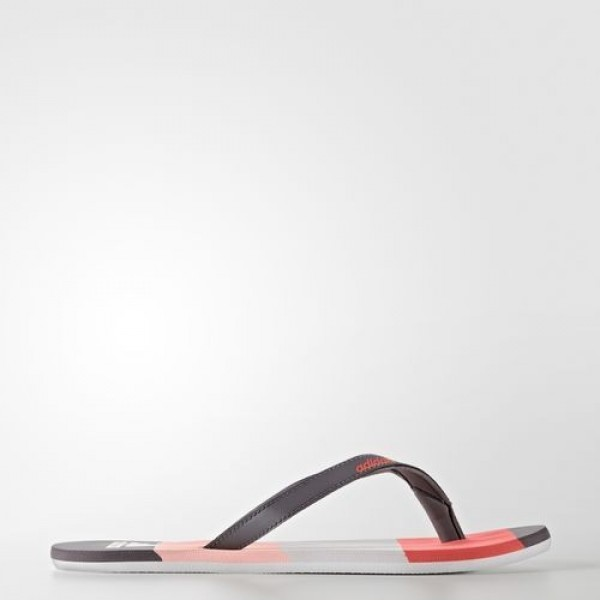 Adidas Tong Eezay Striped Femme Trace Grey/Haze Co...
