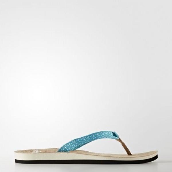 Adidas Tong Eezay Parley Femme Non Dyed/Chalk Whit...