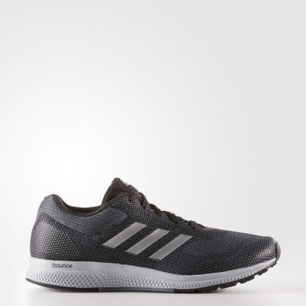 Adidas Mana Bounce Femme Core Black/Silver Metalli...