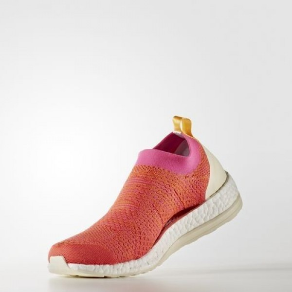 Adidas Pure Boost X Femme Bright Red/Sulfur/Shock Pink by Stella McCartney Chaussures NO: BY1969