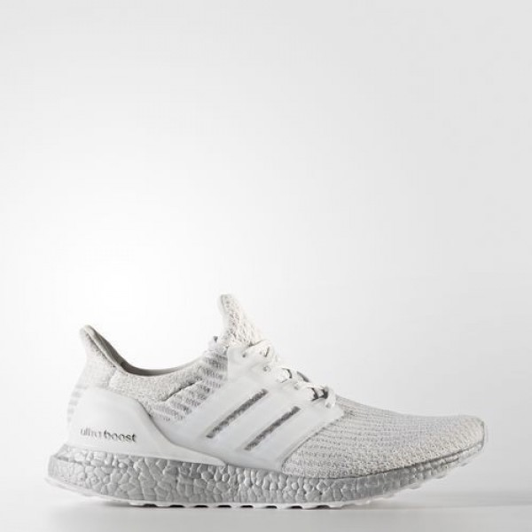 Adidas Ultra Boost Homme Crystal White/Clear Brown Running Chaussures NO: BA8922