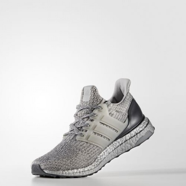Adidas Ultra Boost Homme Medium Grey Heather Solid Grey/Dark Grey Heather Solid Grey Running Chaussures NO: BA8143