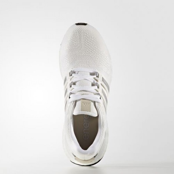 Adidas Energy Boost 3 Femme Footwear White/Solid Grey/Crystal White Running Chaussures NO: AQ5964