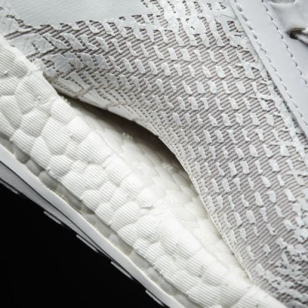 Adidas Pure Boost X Femme Ftwr White / Crystal White S16 / Pearl Grey S14 Running Chaussures NO: BB3432