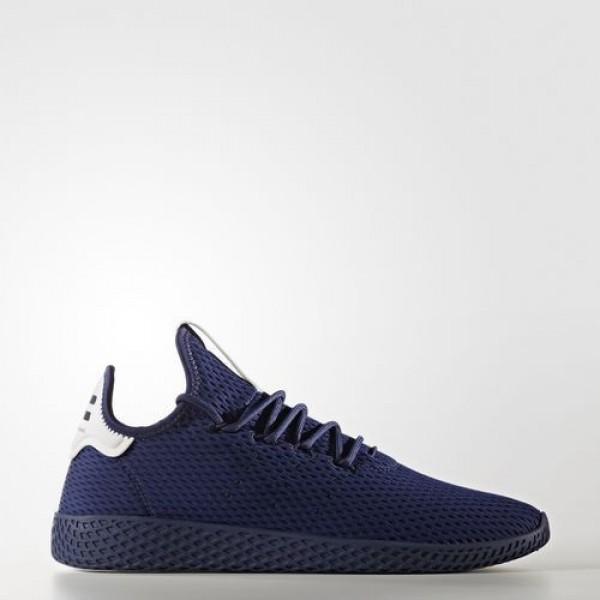 Originals Chaussure Pharrell Williams Tennis Hu Couleur Dark Blue/Dark Blue/Footwear White (BY8719)