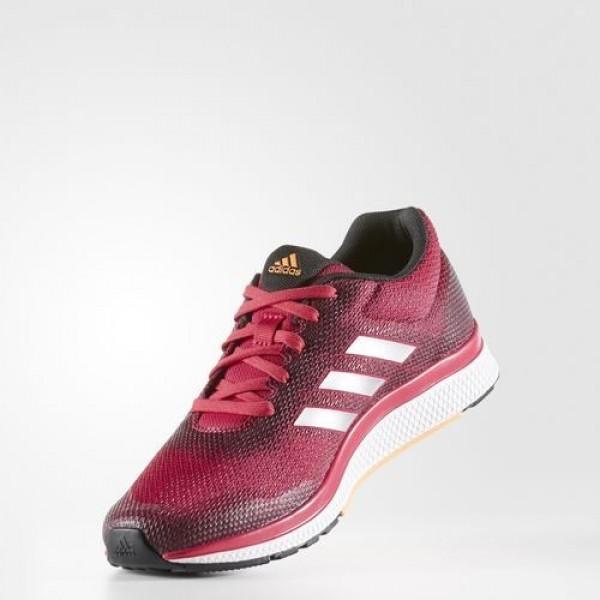 Adidas Mana Bounce Femme Bold Pink/Silver Metallic/Glow Orange Running Chaussures NO: B39024