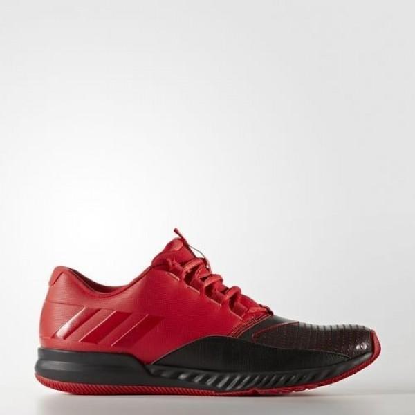 Adidas Crazytrain Pro Homme Scarlet/Collegiate Bur...